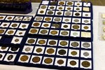 There are several coin dealers at the show-2012