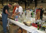 Randal Knight looks ready to buy at the 2010 show!