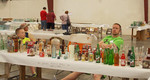Brandon Horne was attending this year with quite a few bottles to sell