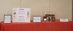 Gray 2013 Display #3 featured historical artifacts by Ron Ruble
