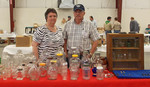 Jerry & Helen Culbreth have the market cornered on food containers and Jumbo/Dove Brand product jars