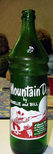 Nice 24 oz. Mountain Dew